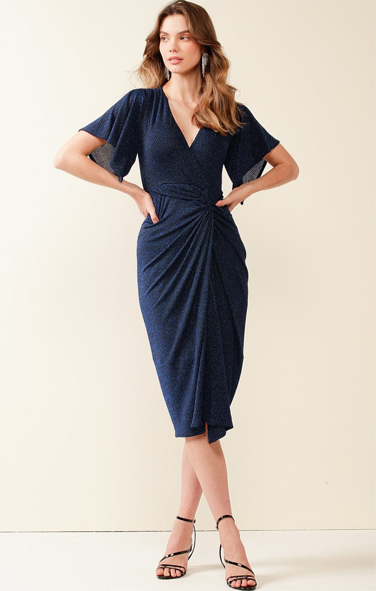 Sacha Drake The Emporium Dress in Sapphire