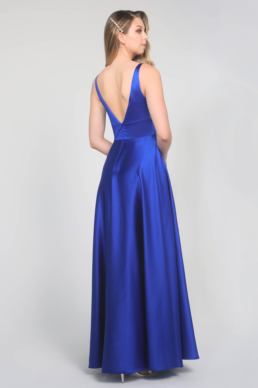 Tinaholy - BA269 Royal Blue