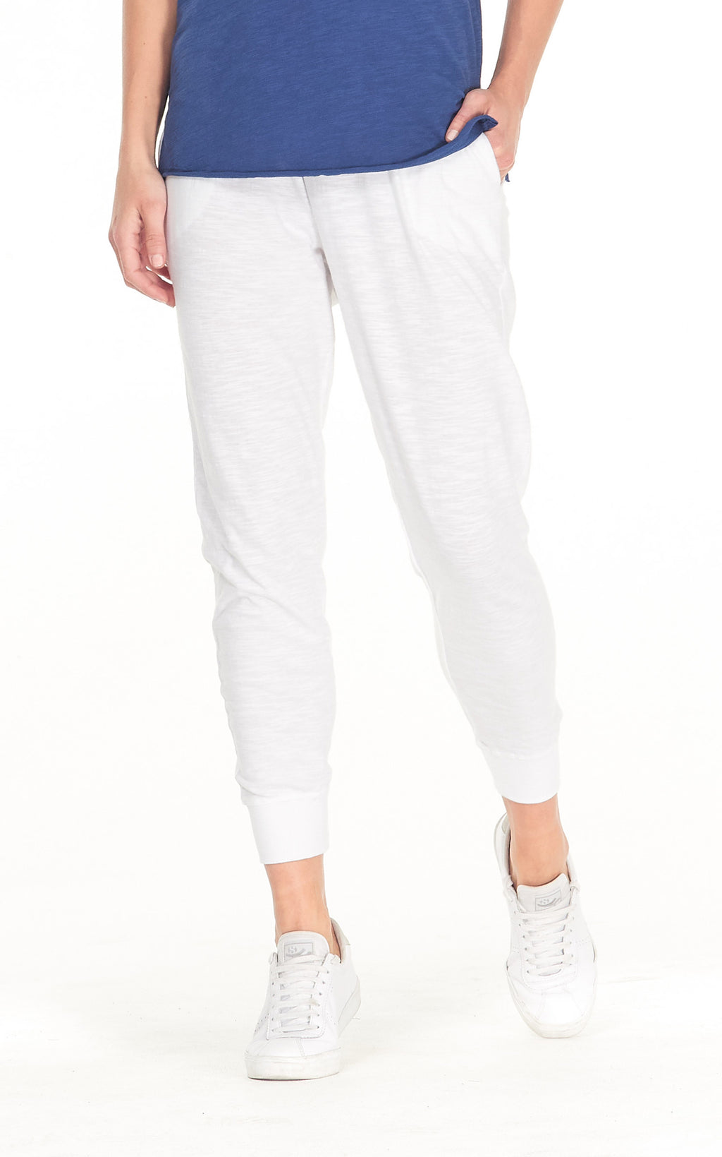 Cle` Camilla Pant in White