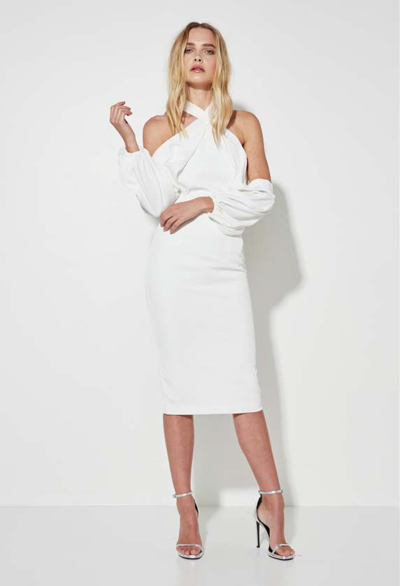 Mossman Controversies & Legacies Dress in White