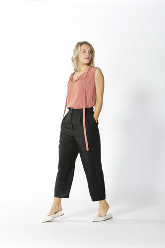 Fate Salisbury Pleated Pant