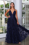 Jadore - JX4064 (Available in Navy, Sage and Antique Pink)