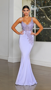 Jadore - JX4073 (Available in Lilac, Mocha and Ivory)