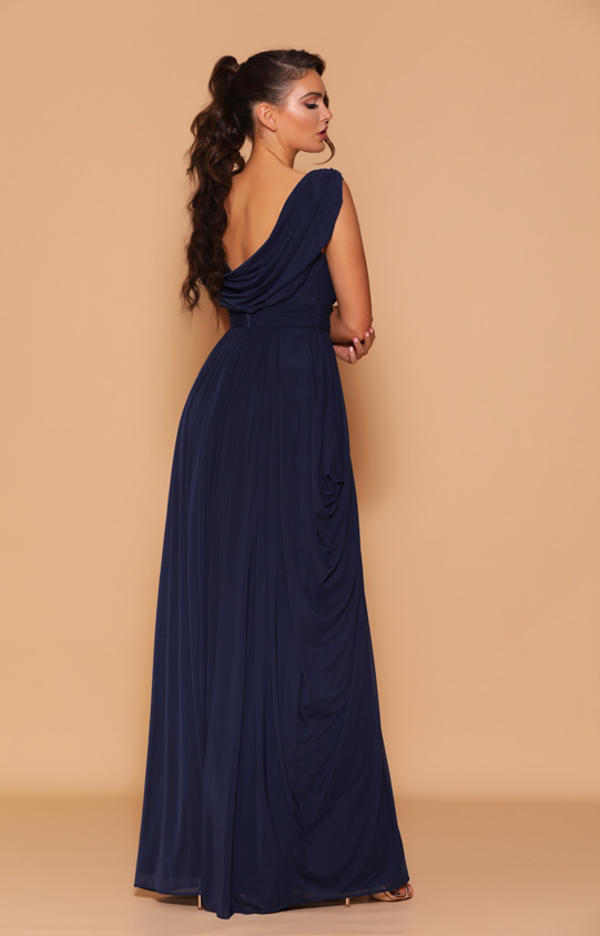 Les Demoiselle - LD1102 (Available in Stock colours Navy, can be colour changed into 24 colours)