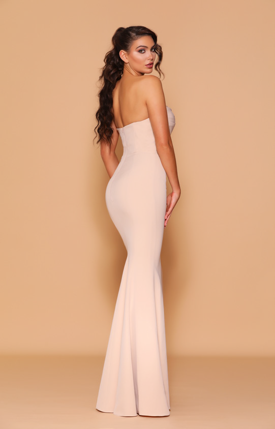 Les Demoiselle - LD1123 (Available in Stock colour Nude, can be colour changed into 19 colours)