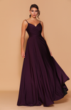 Les Demoiselle - LD1128 (Available in Stock colour Plum, can be colour changed into 19 colours)