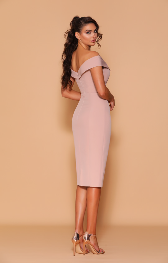 Les Demoiselle - LD1130 (Available in Stock colour Latte, can be colour changed into 19 colours)