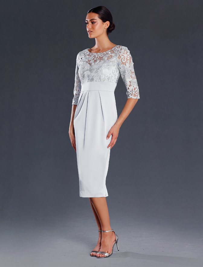 White Label Lux Couture - M1001 Mother of the Bride, Cocktail, Evening