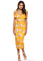 Pasduchas Marvel Shoulder Midi in Mango