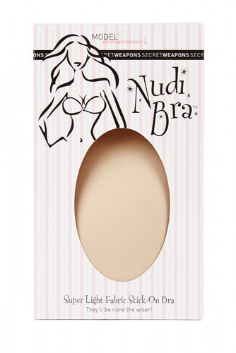 Secret Weapons Nudi Bra in Nude