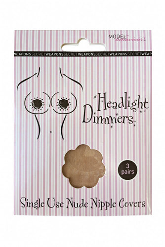 Secret Weapons Headlight Dimmers Disposable Pack 3