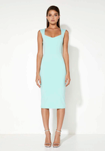 Mossman The Sound of Silence Dress Mint