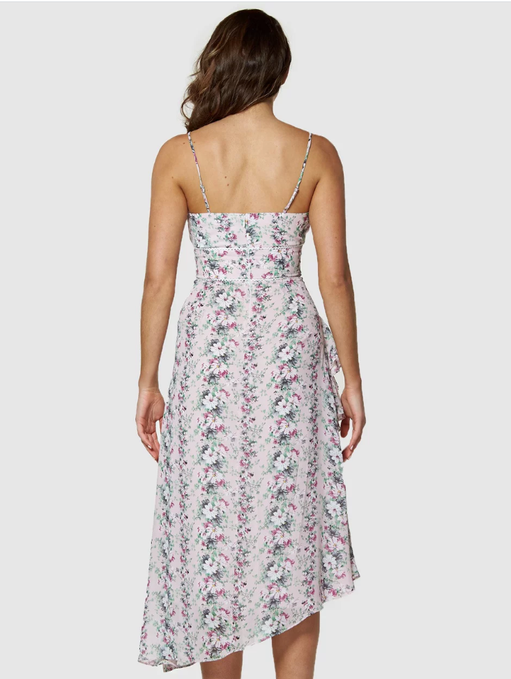 Amelius Spring Fling Midi Dress