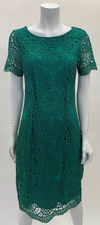 Yesadress 3/4 Sleeve Lace Dress in Navy, Red, Royal or Jade Y284A