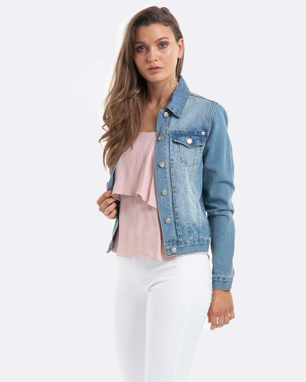 Amelius Vintage Denim Jacket