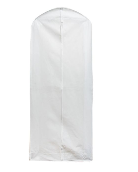 Bridal/Formal Gown Garment Bag - Non Woven Poly fabric