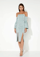 Mossman The Wild One Midi Dress