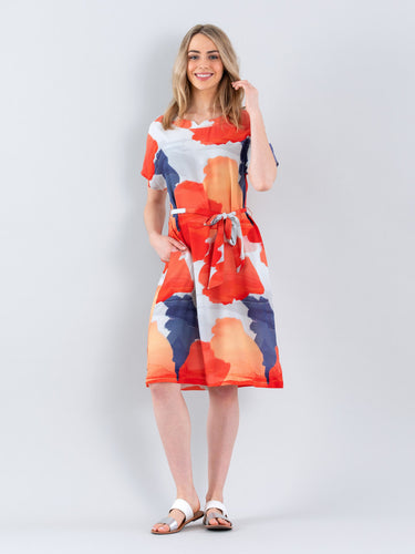 Marco Polo Sunset Dress YTMS09077