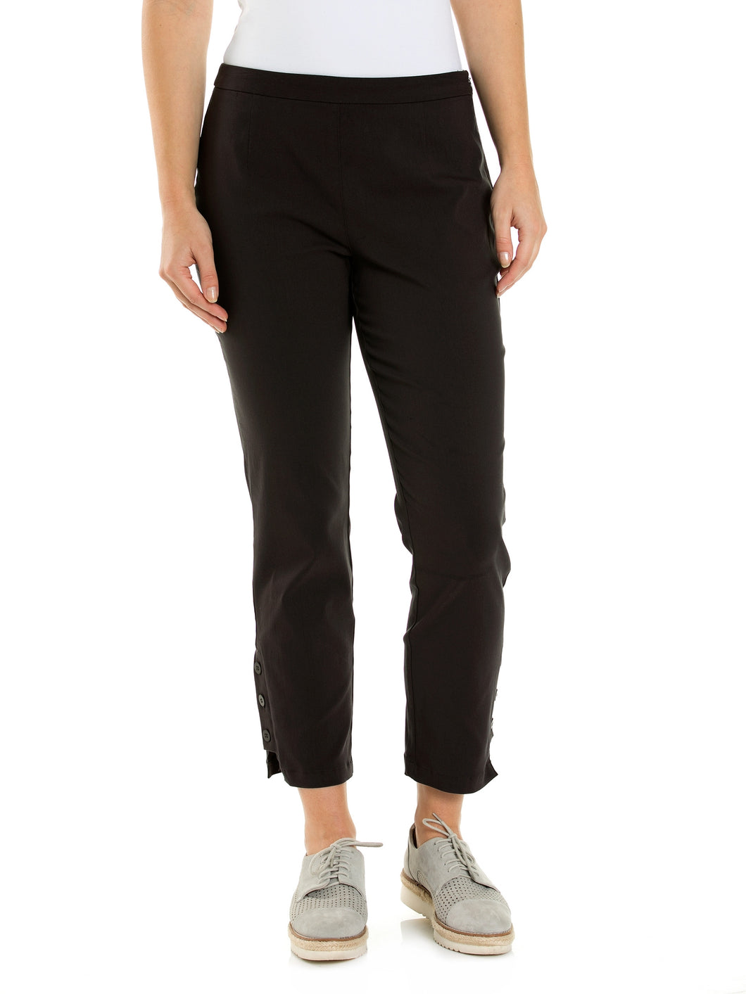 Marco Polo 3/4 Button Pant YTMS98020 Nickel