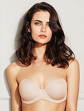 Wacoal Red Carpet Strapless Full Busted Underwire Bra 854119