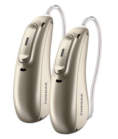 Pair - Phonak Audéo Marvel M90-R Rechargeable