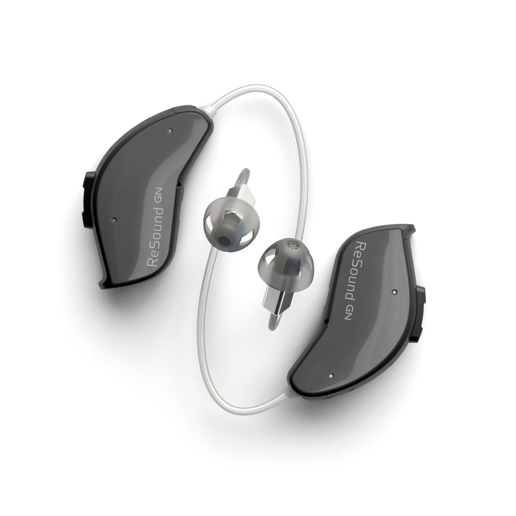 Pair - ReSound LiNX Quattro 9