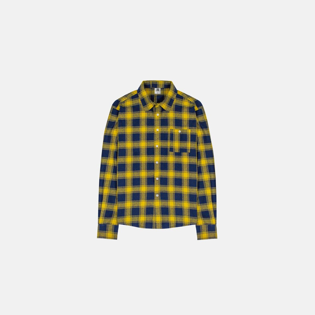 FLANNEL - YELLOW
