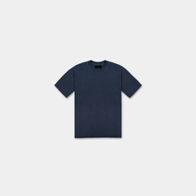Load image into Gallery viewer, WASHED TEE - NAVY