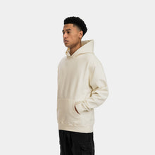 Load image into Gallery viewer, DAILY HOODIE - WASHED IVORY