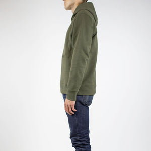DAILY HOODIE - OLIVE