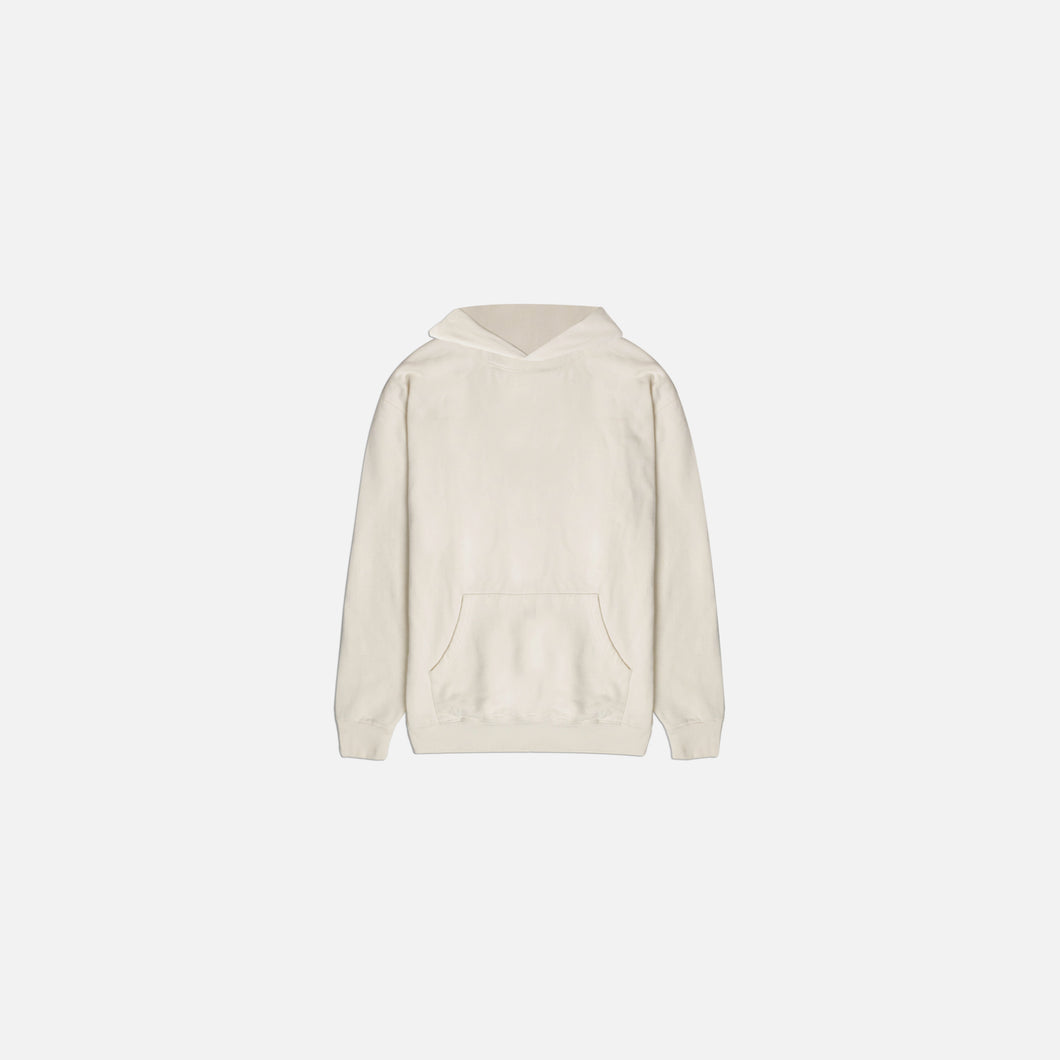 DAILY HOODIE - WASHED IVORY
