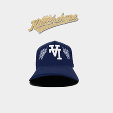 Load image into Gallery viewer, NAVY - KTH X RL COLLAB HAT