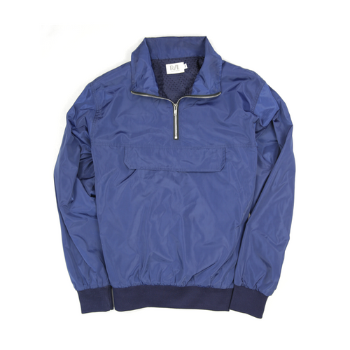 TIER 2 PULLOVER JACKET - WAVY NAVY