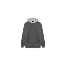 Load image into Gallery viewer, TWO TONE HOODIE - STONE CHARCOAL