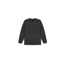 Load image into Gallery viewer, VINTAGE WASH L/S SHIRT - WASH BLACK