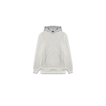 Load image into Gallery viewer, TWO TONE HOODIE - LIGHT HEATHER