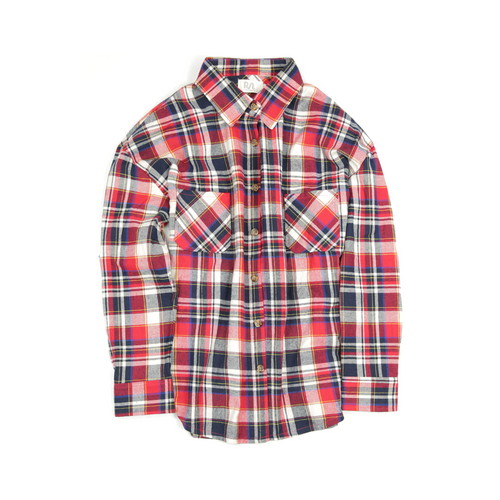 FLANNEL BOYZ - RED