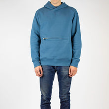 Load image into Gallery viewer, DAILY HOODIE - BLUE