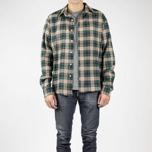 FLANNEL - GREEN