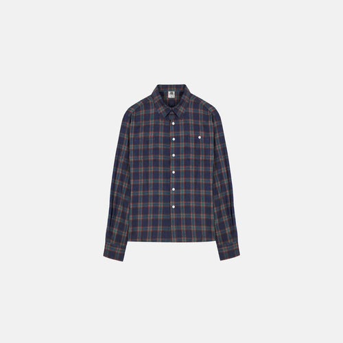 FLANNEL - NAVY
