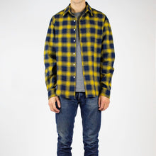 Load image into Gallery viewer, FLANNEL - YELLOW