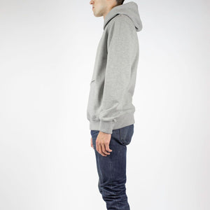 DAILY HOODIE - NATURAL GRAY