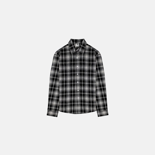 FLANNEL - BLACK