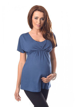 2 in 1 maternity and nursing top