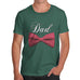 Men's Dad Bow Tie T-Shirt