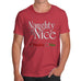 Men's Naughty or Nice T-Shirt