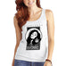Happiness is a choice Womens Graphic Tank Top