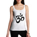 Women's Om Sign Tank Top