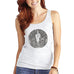 Womens Fock Off Please Graphic Tank Top
