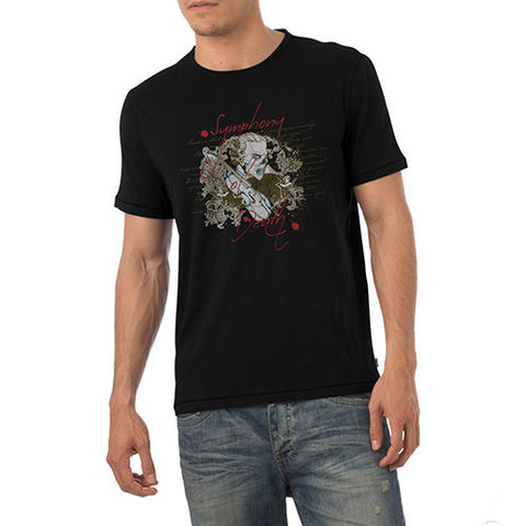 Mens Symphony Of Death Graphic T-Shirt